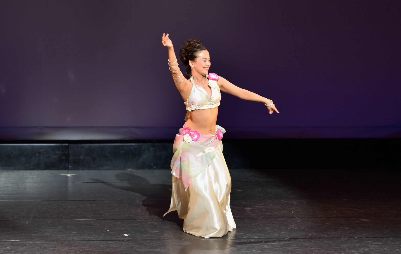 Romy_ベリーダンス