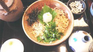 鎌倉の蕎麦屋「段葛 こ寿々」