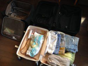オーストラリア旅行準備