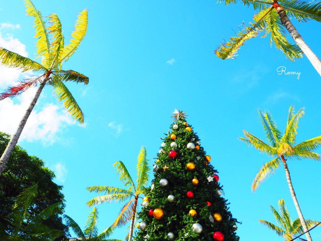オーストラリア・ケアンズのクリスマス