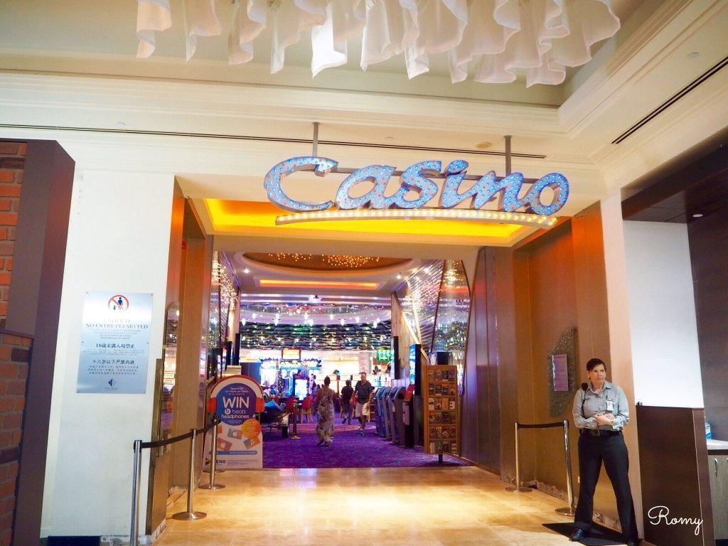 ケアンズズーム&ワイルドライフドームのビルにあるカジノ