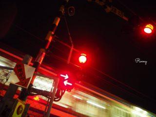 鎌倉の踏切