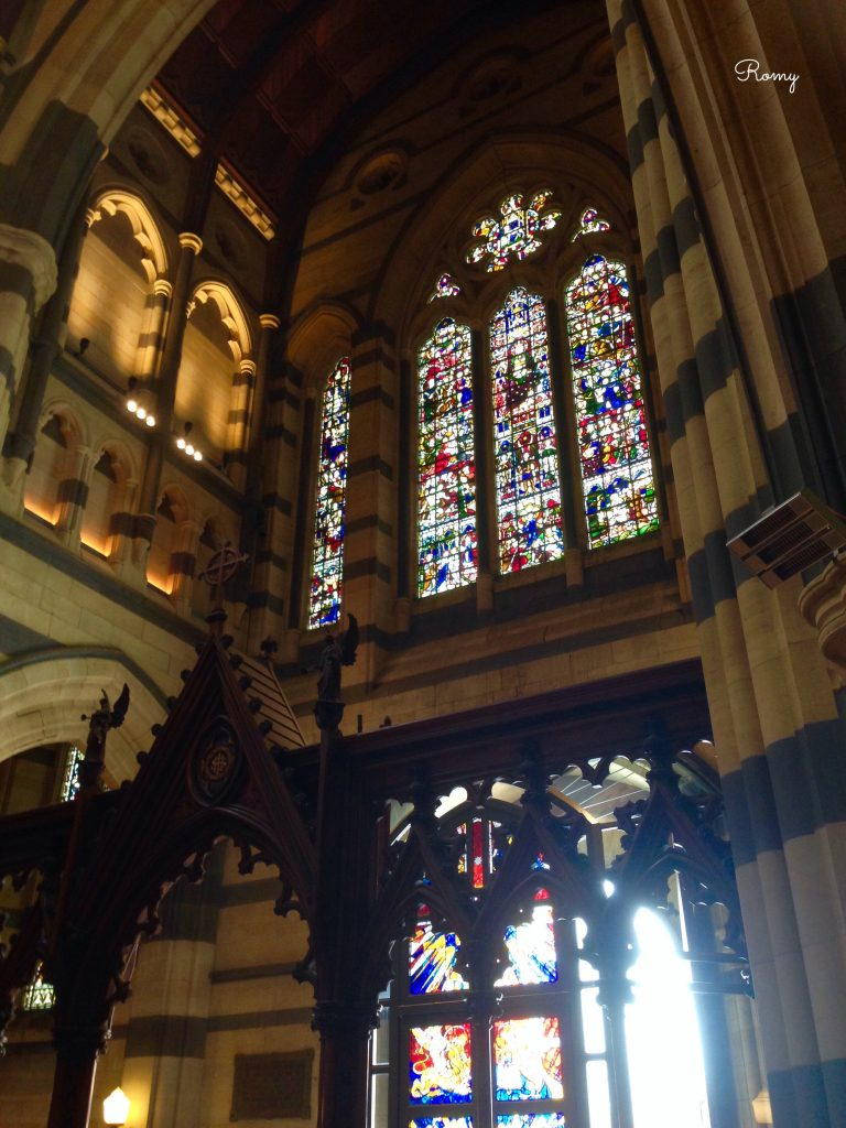 メルボルンの聖ポール大聖堂