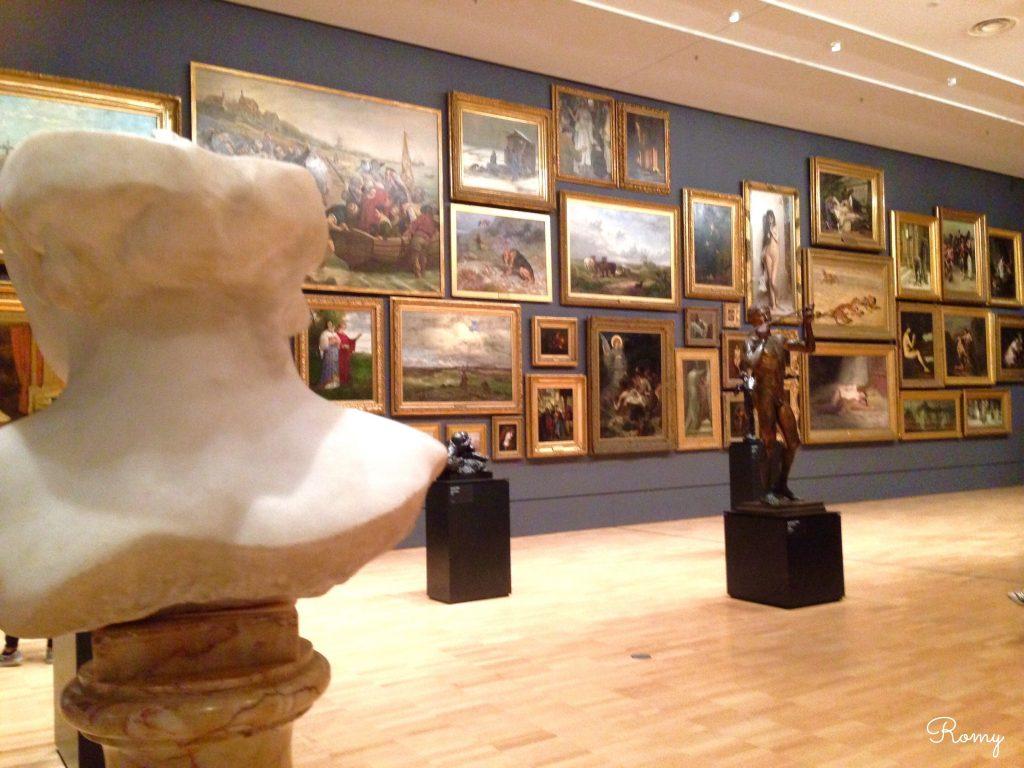 メルボルン国立美術館