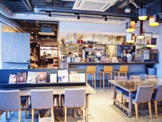 【パンとエスプレッソと湘南】本+美味しいコーヒーの組み合わせが嬉しい湘南T-SITE内のカフェ