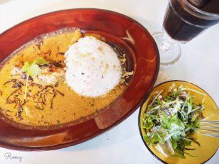 【ワンダーキッチン/WanderKitchen】鎌倉・御成通り裏の隠れ家カフェで多国籍料理のランチ