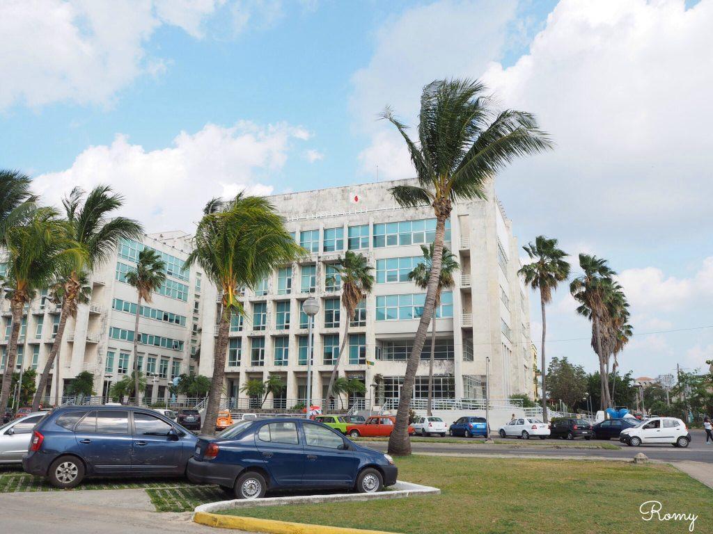ホテル「H10 Habana Panorama」周辺