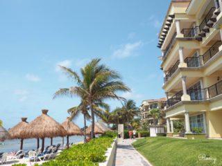 カンクン郊外のオールインクルーシブホテル「Hotel Marina El Cid Spa & Beach Resort」【基本情報...
