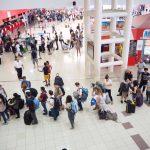ハバナのホセ・マルティ国際空港