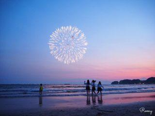 鎌倉花火大会は材木座海岸での鑑賞が穴場でオススメ!2017年第69回の様子を地元民がご紹介