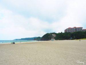 伊豆・下田のサーフポイント『多々戸浜』