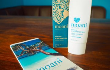 「moani organics(モアニオーガニクス)」