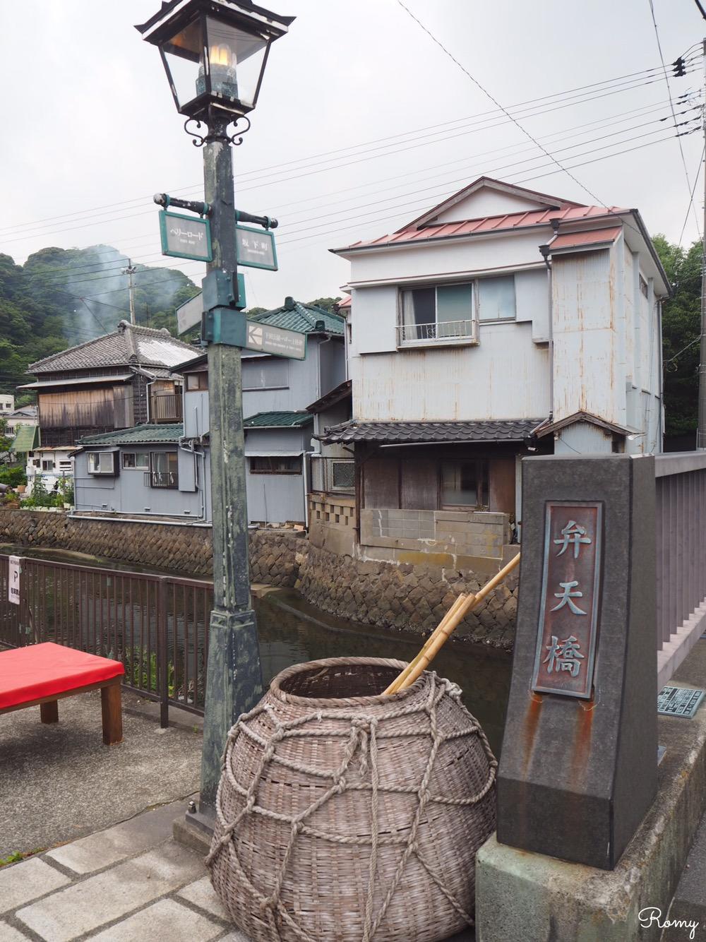 伊豆・下田の『ペリーロード』手前のたこ焼き屋さん