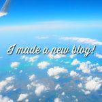 新ブログを立ち上げました