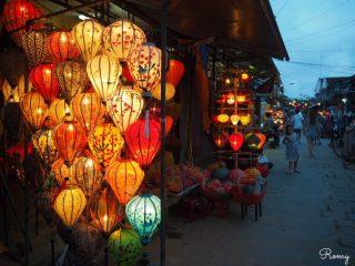 ベトナムの世界遺産「ホイアン」。写真を撮らずにはいられないノスタルジックで美しい街!