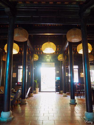 ベトナム・ホイアン「Bazar Cafe & Restaurant(バザール カフェ&レストラン)」