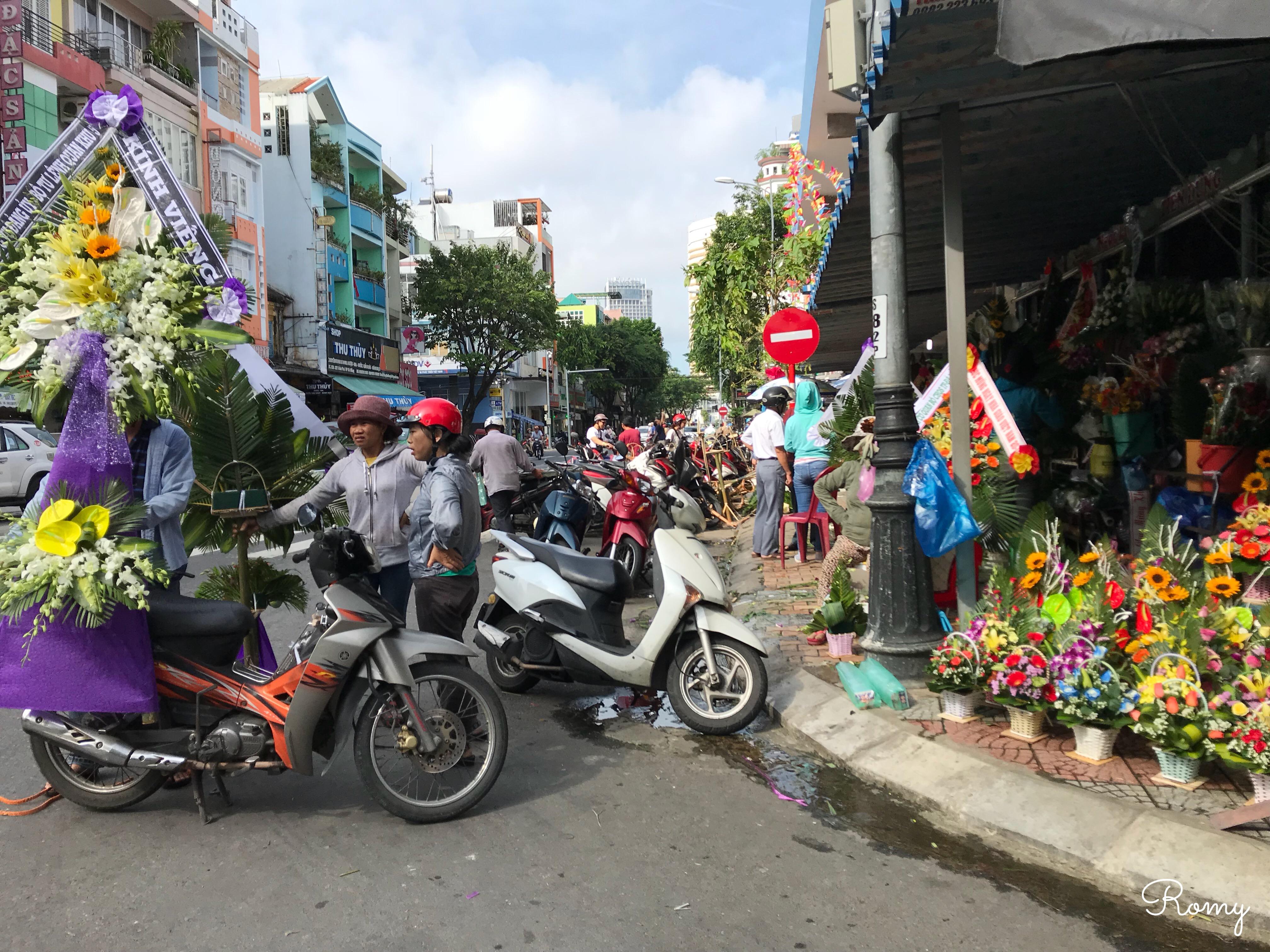 ベトナム・ダナンの街