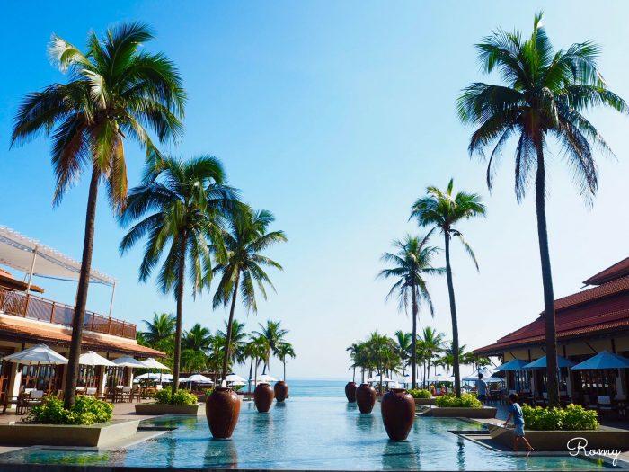 ベトナムの3つ星ホテル「フラマリゾートダナン」