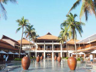 ベトナム・ダナンの老舗5つ星ホテル「フラマリゾート ダナン」に家族旅行で滞在!宿泊レポ