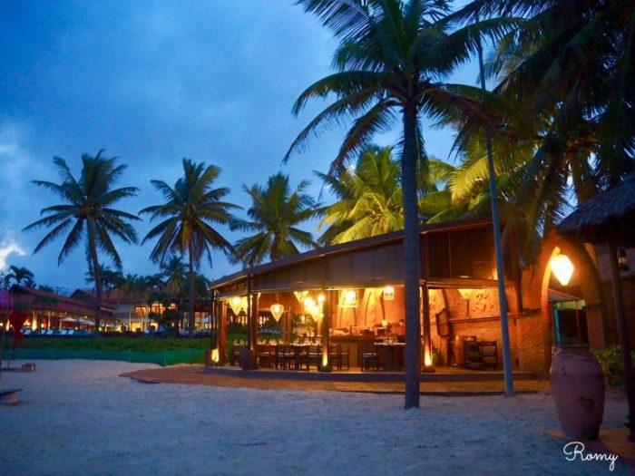 ベトナムの5つ星ホテル「フラマリゾートダナン」
