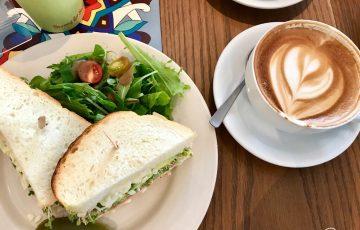 アースカフェ/Urth Caffe 横浜ベイクォーター店