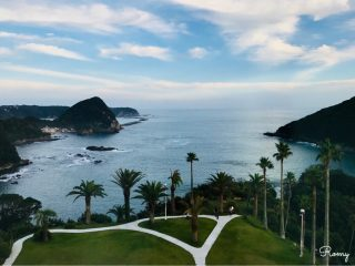 「下田東急ホテル」宿泊レポ – 眼下に伊豆の海が広がる絶景!朝食ブッフェが美味