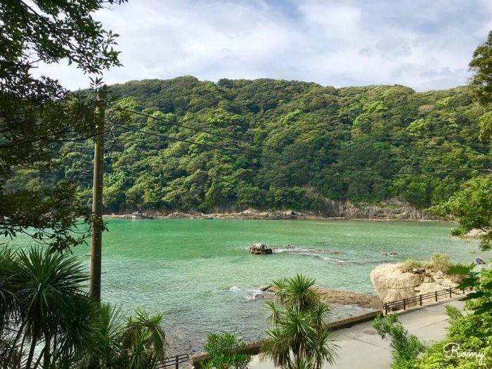 南伊豆の鍋田浜