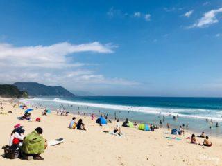 伊豆下田のサーフポイント「白浜大浜」は初心者・サーフィンを始める方にオススメ!体験レポ