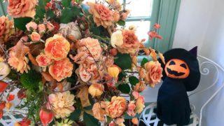 横浜山手西洋館「ブラフ18番館」のハロウィン