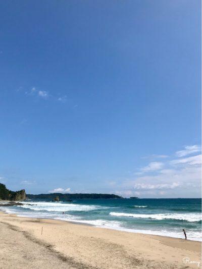 伊豆下田サーフィン「吉佐美大浜」