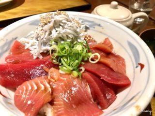 【ヨシザキ食堂】鎌倉・小町通り横。しらすたっぷりランチが食べられる和食屋さん(リニューアル改装中)