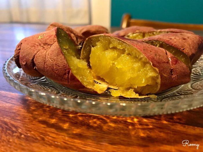 「鎌倉やき芋本店」の焼き芋