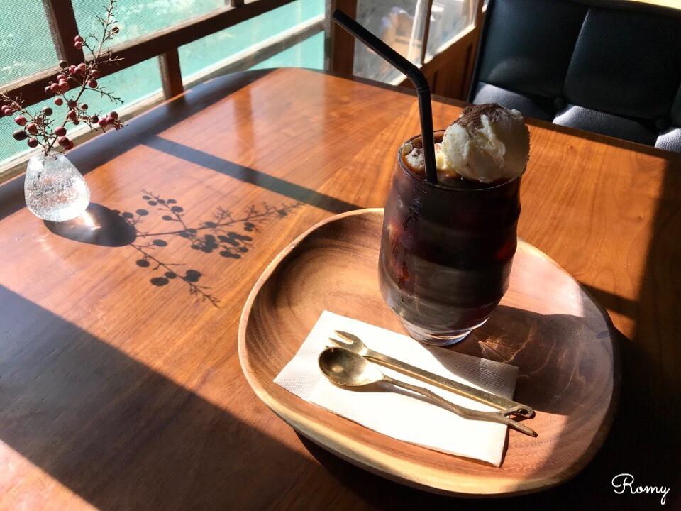 鎌倉の古民家カフェ「燕カフェ」