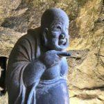 北鎌倉の浄智寺の布袋尊