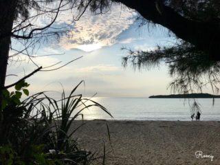 「ホテル ニラカナイ西表島」の月が浜