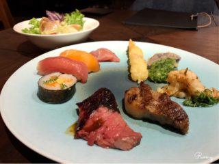 石垣島「フサキビーチリゾート ホテル&ヴィラズ」夕食