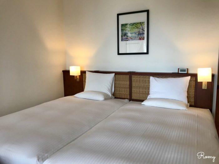 「ホテル ニラカナイ西表島」の客室