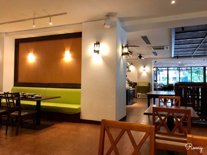 「ホテル ニラカナイ 西表島」のレストラン