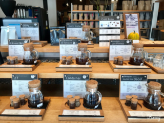 【27 COFFEE ROASTERS】湘南辻堂のスペシャルティコーヒーと言ったらここ!豆販売・焙煎所&カフェ