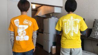 「鎌倉めぐらせ隊」Tシャツ