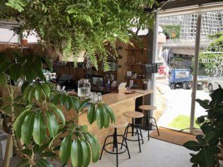 【Sea Gleam Coffee Kamakura】材木座海岸目の前、鎌倉マリーナ内にオープンした小さなカフェ