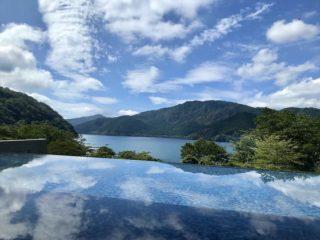 箱根芦ノ湖にぶらり一人旅!宿は桃源台港すぐそばの「はなをり」