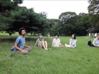 ソーヤー海くんのアーバンパーマカルチャー講座@表参道!初日は明治神宮をお散歩してきたよ